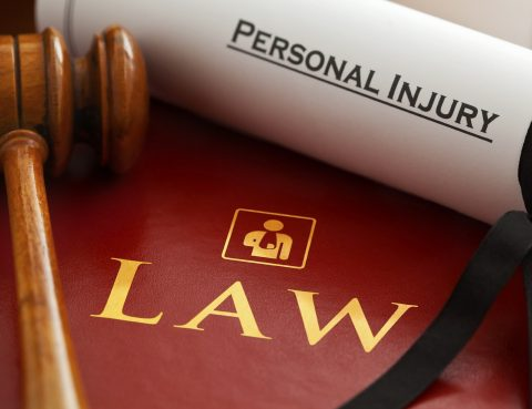 When do you need a personal injury?